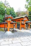 Beautiful Architecture Fushimiinari Taisha ShrineTemple in Kyoto Stock Photos