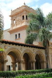 Beautiful architecture with intricate design, Balboa Park, San Diego, 2016 Royalty Free Stock Photos
