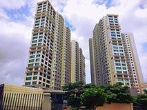 Beautiful Architecture,Blue Ridge Pune Royalty Free Stock Images