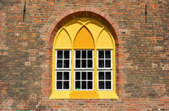 Beautiful architecture, a nice window Royalty Free Stock Image