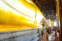 Wat Pho Buddhist Temple in Bangkok, Thailand. The beautiful architecture of Wat Pho Buddhist Temple in Bangkok, Thailand royalty free stock photos