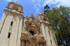 Free Beautiful Architecture With Intricate Design, Balboa Park, San Diego, 2016 Royalty Free Stock Photos - 85679608