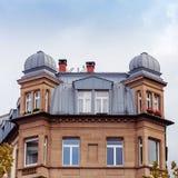 Architectures of Baden-Baden. Beautiful architectures of Baden-Baden, Germany royalty free stock images
