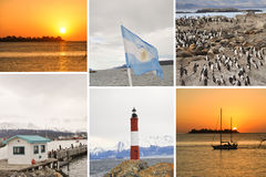 Beautiful Argentina Landscape Royalty Free Stock Photos