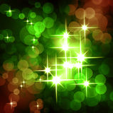 Beautiful art abstract  bokeh background Stock Image