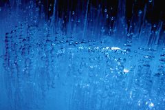 Art ice background