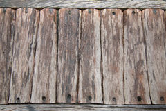 Beautiful art wooden wall texture. Stock Image