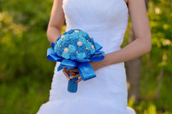 Beautiful of artificial flowers Stock Photos