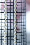 Artificial Pearl Necklace Stock Image