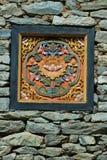 Beautiful artwork in royal park rajapruek of Thailand. Royalty Free Stock Images
