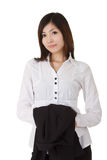 Beautiful Asian businesswoman Royalty Free Stock Image