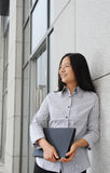 Beautiful asian businesswoman Royalty Free Stock Image