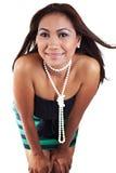 Beautiful Asian female Royalty Free Stock Photo