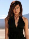 Beautiful Asian Female Royalty Free Stock Image
