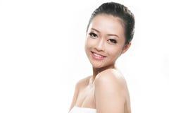 Beautiful Asian Female Stock Photos