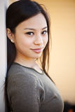 Beautiful asian girl Royalty Free Stock Image
