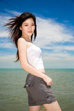 Beautiful Asian Girl Royalty Free Stock Photo