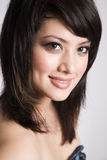 Beautiful asian girl Royalty Free Stock Image