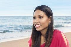 Beautiful asian girl portrait Stock Image