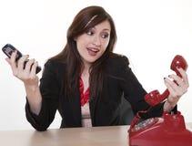 Beautiful asian korean twenties brunette businessw Stock Photo