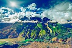 Beautiful Asian landscape Royalty Free Stock Photography