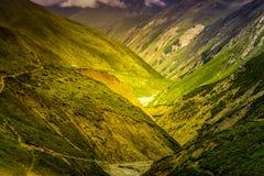 Beautiful Asian landscape Royalty Free Stock Photos