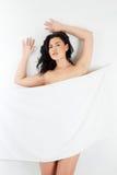 Beautiful asian woman Royalty Free Stock Photos
