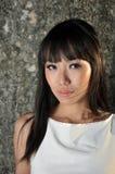 Beautiful Asian Woman royalty free stock photo