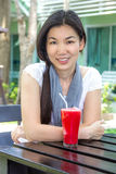 Beautiful asian woman Royalty Free Stock Photo