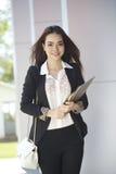 Beautiful Asian woman - outdoor Stock Photos