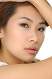 Beautiful Asian Young Woman Stock Image