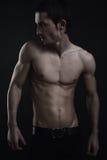 Beautiful athletic caucasian man Royalty Free Stock Images