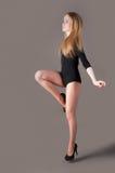 Beautiful athletic woman Royalty Free Stock Image