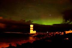 Beautiful Aurora. Beautiful Iceland, Beautiful Aurora, Beautiful Stars Stock Photography