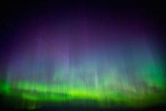 Beautiful Aurora Borealis Royalty Free Stock Photography