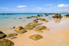 Beautiful Australian Beach Royalty Free Stock Image