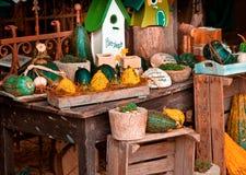 Beautiful autumn arrangement Royalty Free Stock Images