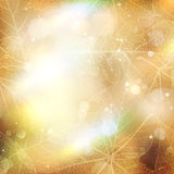 Beautiful autumn background with sun. EPS 10. Vector file included Royalty Free Stock Photo