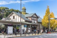 Free Beautiful Autumn Colors Of Japanese Maple Tree Iroha Momiji At Harajuku Royalty Free Stock Photos - 160821098