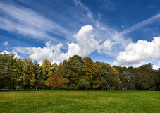 Beautiful autumn landscape Stock Images