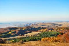 Beautiful autumn landscape Royalty Free Stock Images