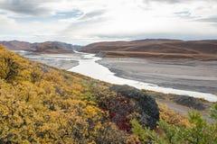 Beautiful autumn landscape Royalty Free Stock Photos