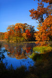 Beautiful autumn landscape Royalty Free Stock Photos