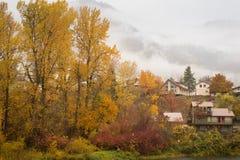 Beautiful of Autumn Stock Photography