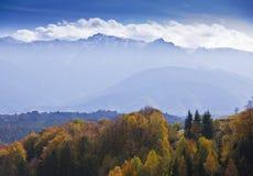 Beautiful Autumn Scenery Stock Photo
