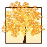 Beautiful autumn tree Stock Photo