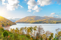 Beautiful autumn view Stock Photography