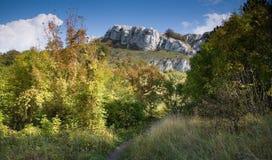 Beautiful autumnal day Stock Photo