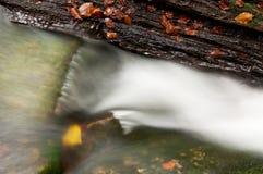 Beautiful Autumnm Waterfall Royalty Free Stock Photo