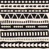 Beautiful aztec  background in vector format Royalty Free Stock Photography
